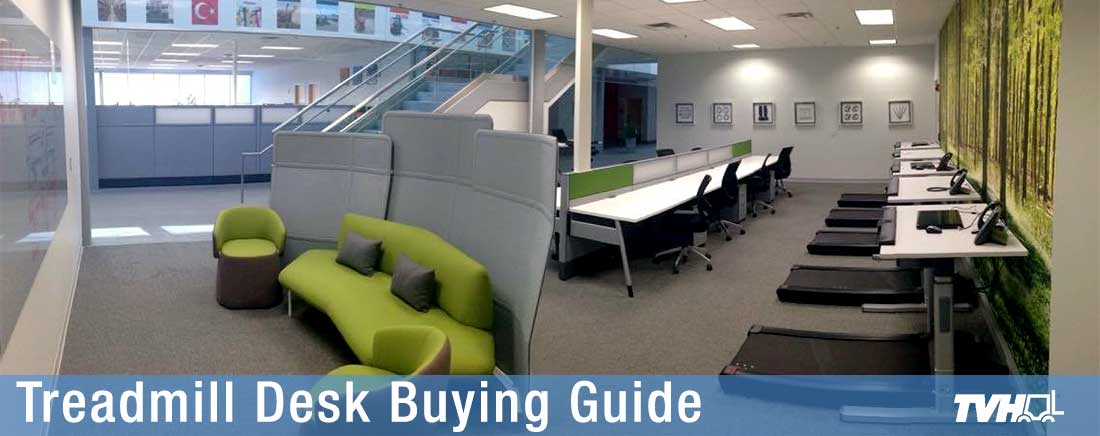 Treadmill Desk Buying Guide