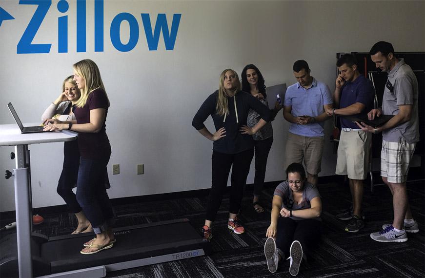 lifespan treadmill desks at zillow