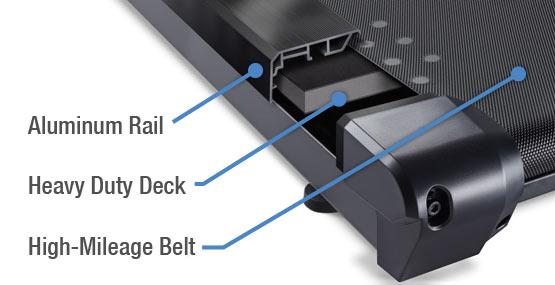 LifeSpan Workplace TR5000-DT5 Manual Treadmill Desk